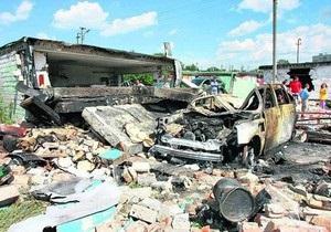СМИ: Машину бориспольского чиновника могли взорвать из-за долгов