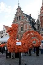 Рига приглашет на фестиваль моркови!