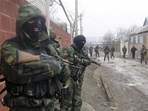 Ожесточенная перестрелка в Ингушетии: убиты шесть боевиков, есть потери среди силовиков