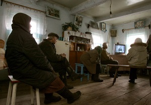 Немецкий журналист наладил помощь украинским пенсионерам