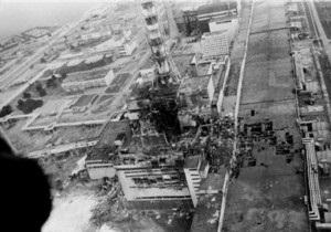 Сегодня исполняется 25 лет со дня аварии на Чернобыльской АЭС