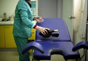 Минздрав: В 2010 году украинки сделали 200 тысяч абортов
