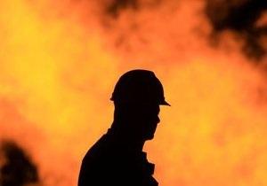 В центре Киева горит корпус университета Драгоманова