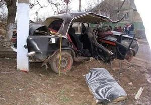 ДТП в Одесской области: два человека погибли, еще трое ранены