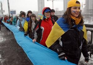 День Соборности - Дело Тимошенко - Тимошенко обратилась к украинцам по случаю Дня Соборности Украины и призвала создать единую партию