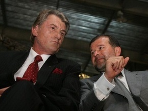 В Секретариате уточнили слова Балоги: Ющенко подпишет обращение к МВФ