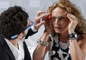 Google Glass - Google показала первые приложения для очков-компьютера Glass