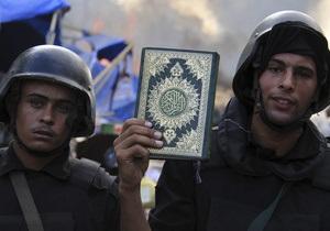 Один из вдохновителей свержения Мурси предстанет перед судом