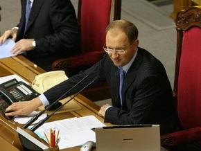 Яценюк объявил перерыв до 16:00. В Раде ждут Тимошенко
