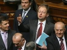 Яценюк назвал три выхода из ситуации в Раде