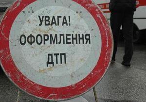 ДТП в Луганской области: один человек погиб, четверо травмированы