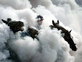 Тимошенко нашла в запасах мобилизационного резерва противогазы для лошадей