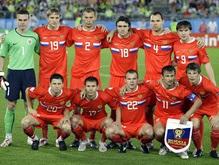 Путин верит в успех российского футбола