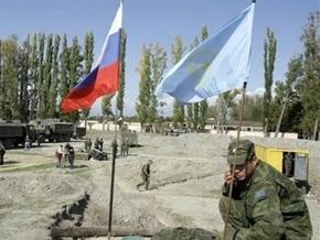 МИД РФ: Российские войска вернулись в Переви во избежание роста напряженности