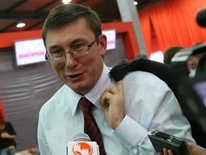 Луценко не пойдет в президенты