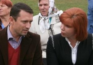 Ъ: Романюк будет баллотироваться в депутаты из Италии