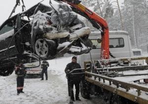 В Полтавской области в результате ДТП погиб судья и еще двое человек