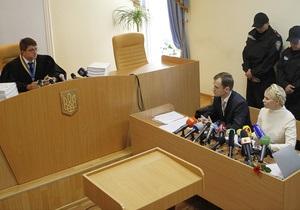 Эксперт о деле Тимошенко: Этот фарс, который происходит в суде, разваливается