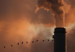 РФ впервые продала квоты на выброс парниковых газов в рамках Киотского протокола
