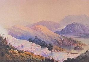 В Новой Зеландии обнаружили остатки Розовых террас, которые называют Восьмым чудом света