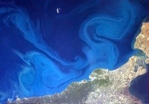 Фотогалерея: Любимая планета. Космические снимки, сделанные экипажем МКС перед возвращением на Землю