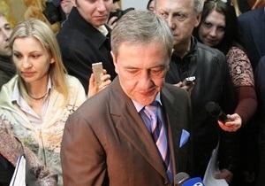 СМИ: В Киевсовете опровергли слухи об отставке Черновецкого