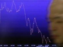 Нефть падает вслед за фондовыми рынками