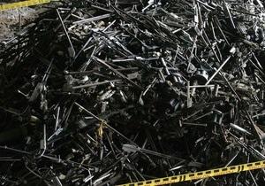 Вывоз металлолома из Украины прекратился, его импорт растет