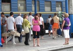 На Центральном вокзале Киева появится новый терминал