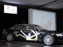 Audi – Официальный Премиум Автомобиль Олимпиады в Пекине