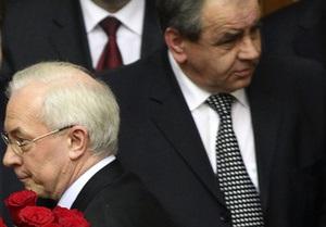 Азаров: Против главы Минздрава развернули заказную кампанию в СМИ