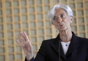 МВФ заявляет, что денег может не хватить в случае углубления финансового кризиса