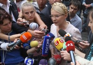Тимошенко заявила, что БЮТ обжалует пенсионную реформу в КС
