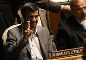 Ахмадинеджад согласился обменять низкообогащенный уран на иностранное ядерное топливо
