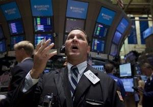 Украинский рынок акций открылся падением