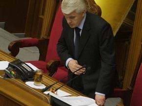 На следующей неделе Рада назовет дату выборов президента