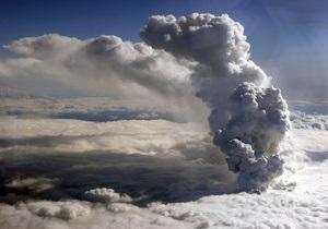 Борисполь может приостановить работу из-за извержения вулкана в Исландии