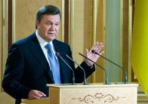 Президент уверен, что российский газ для Украины не должен стоить больше $250