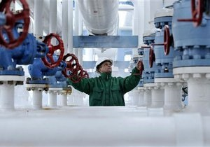 LNG-терминал - Азаров не верит в успех морского газового пути