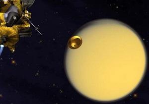 NASA обнаружила признаки жизни на Титане