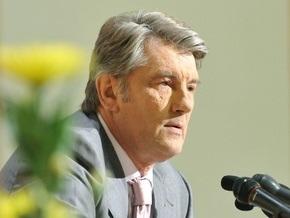Ющенко заявил, что доказательства по делу Олийныка уничтожены