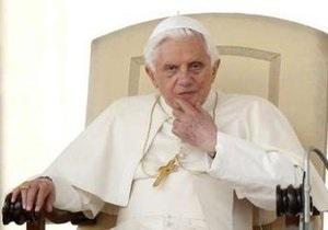Американец подал в суд на Ватикан и Папу римского