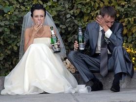 В Украине 10.10.10 не наблюдается ожидаемого свадебного бума