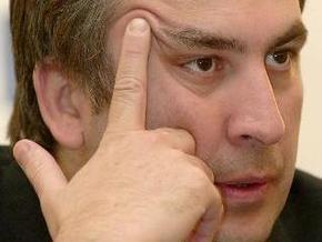 Саакашвили в Париже обвинит Россию в нарушении перемирия