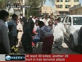 Иран возложил ответственность за теракт на США и Великобританию