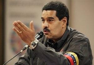 Президент Венесуэлы ночует у могилы Чавеса
