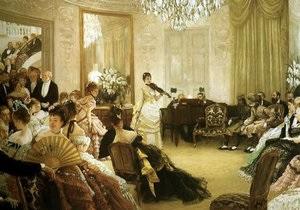 В Киеве покажут старинные платья и дамские аксессуары первой половины 19-го века
