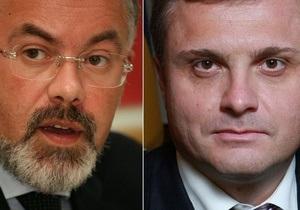 Левочкин заявил, что Табачник будет уволен