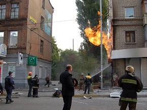Взрыв в Днепропетровске: погиб известный бизнесмен