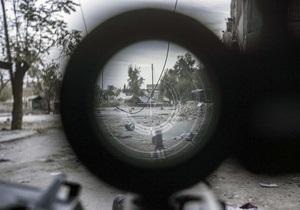 Дамаск отрицает использование химоружия